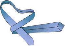 Как завязать галстук - Узел Онассис 2