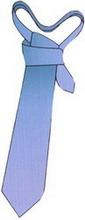 Как завязать галстук - Узел Онассис 5