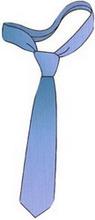 Как завязать галстук - Узел Онассис 6
