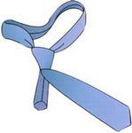 Как завязать галстук - Узел Онассис 7